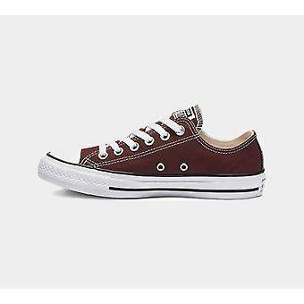 Converse Ctas Ox 163356C Barkroot Brown Women Shoes Boots