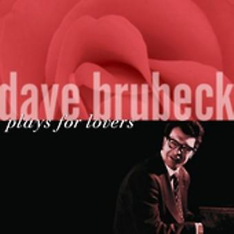 Dave Brubeck - Plays for Lovers [CD] USA import