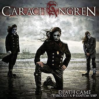 Carach Angren - Death Came Through a Phantom Ship [CD] USA import