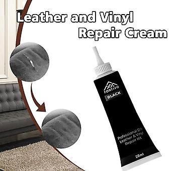 Advanced Diy Leder & Vinyl Repair Cream 20ml - Autostoelen, bank, jas, riem,