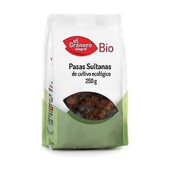 Sultanas raisins 250 g