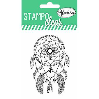 Aladine Dream Catcher Clear Stamp