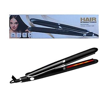3 In1 Quick Heater Beard Straightener Hair Brush Ionic Electric Straightener Comb