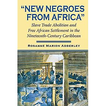 New Negroes from Africa: Free African Immigrants in the Nineteenth-century Caribbean (Blacks in the Diaspora)