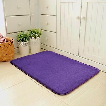 Antiskid ماصة غرفة المعيشة / غرفة نوم مطبخ منطقة السجاد ماتس لدخول المنزل