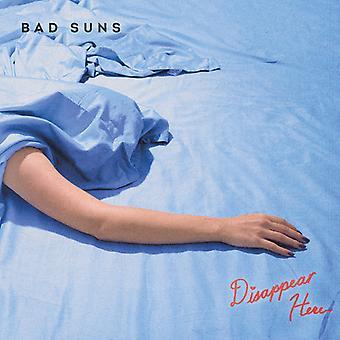Slechte Suns - verdwijnen hier [Vinyl] USA import