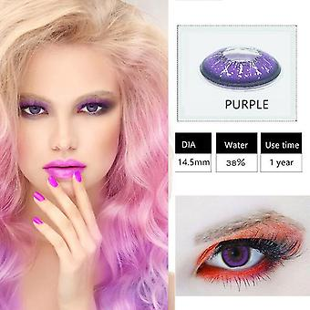 Enlarger Eyes Colored Contact Lenses Halloween Cosplay Contacts