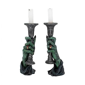 Nemesis now - lights of darkness - candle holder