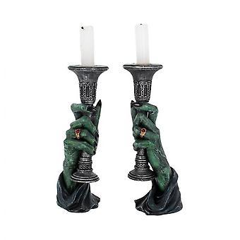 Nemesis nyt - pimeyden valot - kynttilänjalka