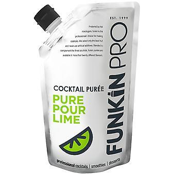 Funkin Pro Cocktail Puree Pure Pour Lime