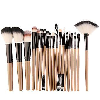 Makeup Brushes Tool Set, Cosmetic Powder Eye Shadow Foundation Blush Blending