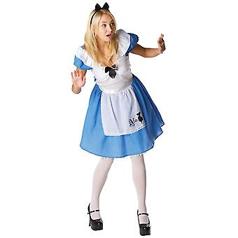Alice In Wonderland Disney Licensed Women Costume