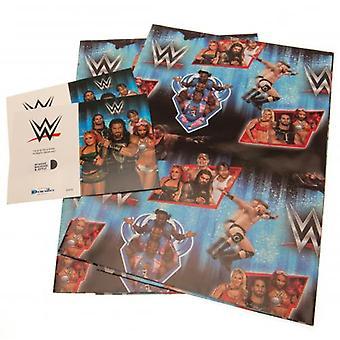 WWE Gift Wrap