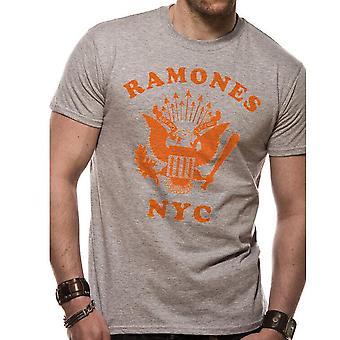 The Ramones-Retro Eagle Nyc camiseta