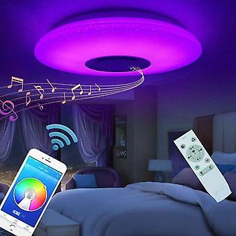 תקרה הוביל מנורת אור עם רמקול Bluetooth