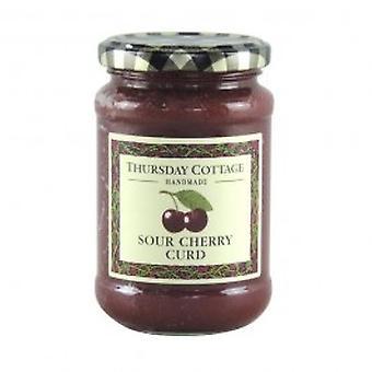 Thursday Cottage Sour Cherry Curd - Thursday Cottage Sour Cherry Curd