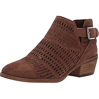 Vince Camuto Women's Shoes Paavani Leather Closed Toe Ankle Fashion Boots