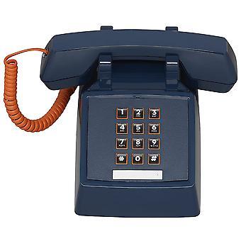 Wild & Wolf 2500 Retro Telefon, Atlantisk Blå