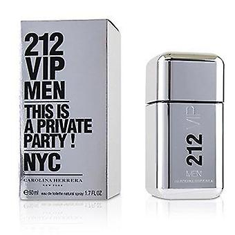 212 VIP Eau De Toilette Spray 50ml or 1.7oz