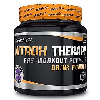 BioTech USA Nitrox Therapy Pré entraînement Formule