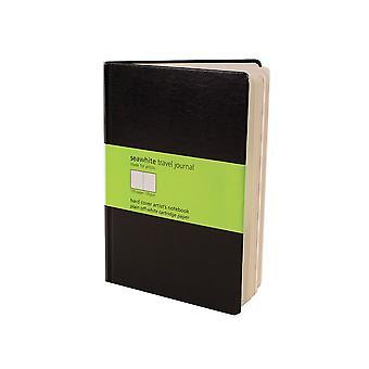 Seawhite Travel Journal Hardcover Artist's Notebook A5