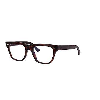 Cutler and Gross 1381 02 Dark Turtle - Blue Light Lenses Glasses