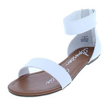 American rag femei Keley 2 Open Toe casual glezna curea sandale