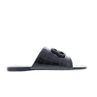 Balenciaga Overal BB Sandal Black 604062 sko