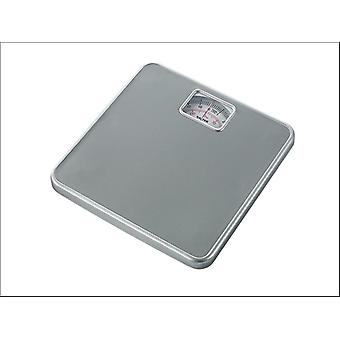 Salter Mechanical Bathroom Scale Silver 433SVDR