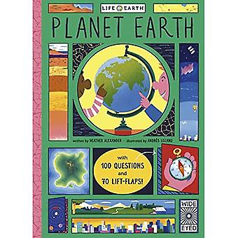 Life on Earth: Planet Earth (Life on Earth) [Board book]