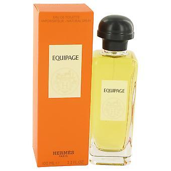 EQUIPAGE by Hermes Eau De Toilette Spray 3.3 oz