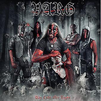 Varg - Das Ende Aller Lugen (2CD) [CD] USA import