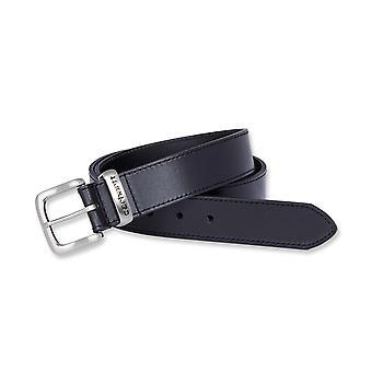 Carhartt Unisex Leather Belt Jean Belt