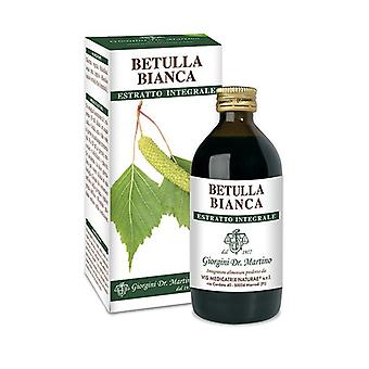 BETULLA BIANCA ESTR INTEG200ML None