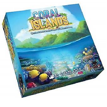 コーラル諸島ボードゲーム