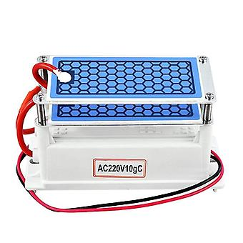 Ozone Generator 220v 10g Home Air Purifier