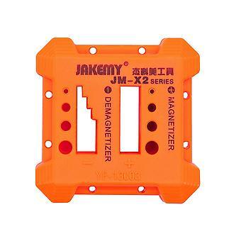 البرتقالي المغناطيسي Demagnetizer أداة مفك البراغي، المغناطيسي التقاط أدوات