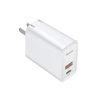 Usb c charger 30w pd charger fast charging type c wall charger
