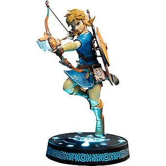 Link Breath of the Wild Collectors PVC Statue