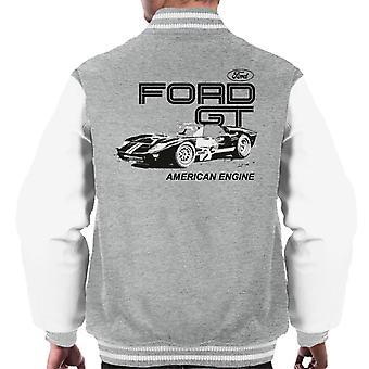 フォード GT アメリカン エンジン メンズ&アポス