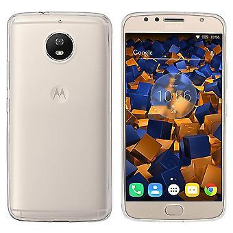 Colorfone Motorola Moto G5S -kuori (läpinäkyvä)