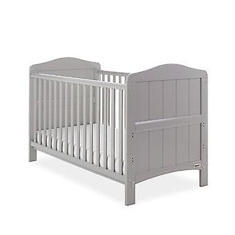 أوبابي ويتبي كوت سرير - رمادي دافئ