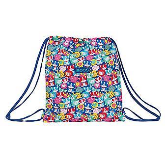 Backpack with Strings Moos Corgi