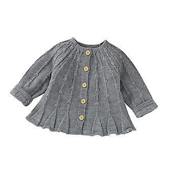 Baby Knitted Cardigan Sweaters, Winter Outwears Clothing