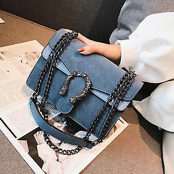 Weibliche Crossbody Taschen für Frauen 2019 hochwertige Pu Leder berühmten Marke Luxus Handtasche Designer Sac eine Haupt damen Schultertasche