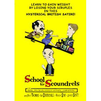 School for Scoundr [DVD] USA import