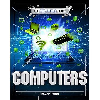 TechHead opas tietokoneet William Potter