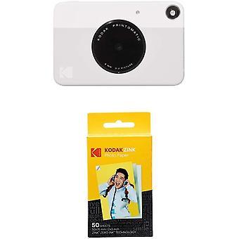 PRINTOMATIC Digitale Sofortbildkamera, Vollfarbdrucke auf Zink 2x3-Fotopapier mit