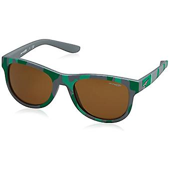 Arnette Class Act, Unisex Sunglasses - Adult, Green, (54 mm)