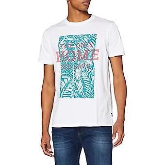 Springfield 268186 T-Shirt, Ivory, L Men's